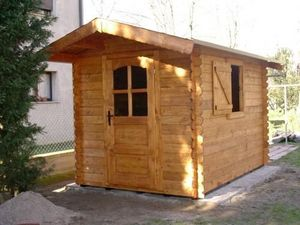 Ama -  - Wood Garden Shed