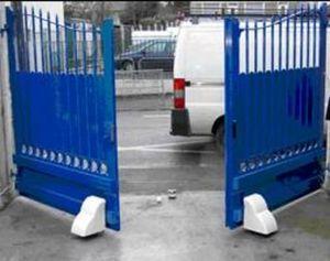Aeas Mondial Automatisme -  - Casement Gate