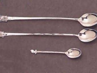 L' Ecuyer Credor -  - Punch Spoon