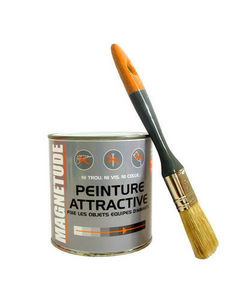 Magnetude - magnétude - Magnetic Paint