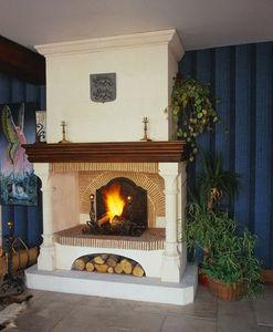 Jean Magnan Cheminees - calvi - Open Fireplace