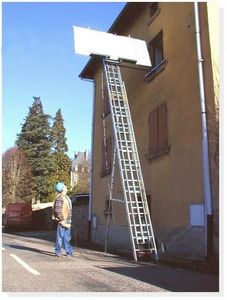 Plasse -  - Service Lift