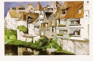 Didier  Gaujoux -  - Watercolour