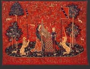 Style Decoration -   - Classical Tapestry
