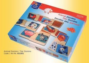 CHELONA - animaux - Domino Game
