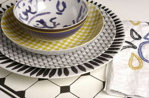 ISI -  - Cream Soup Cup And Saucer