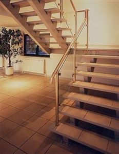Safety Stairways -  - Straight Staircase