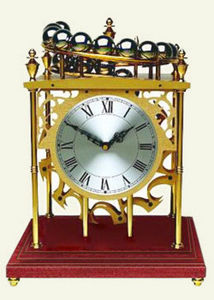 K. Mozer -  - Desk Clock