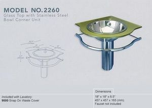 Decolav -  - Washbasin Counter