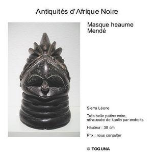 Galerie Toguna -  - African Mask