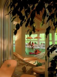 ROYAL ERMITAGE EVIAN -  - Ideas: Hotel Pools