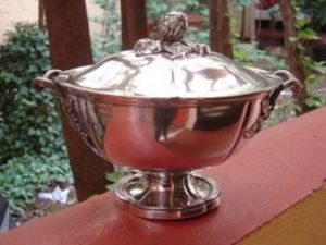 Philippe Pope -  - Soup Tureen