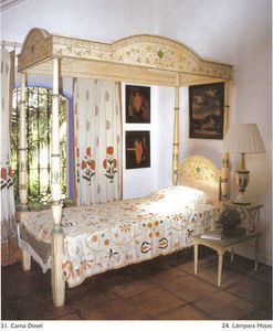 Made In Manilva -  - Single Canopy Bed