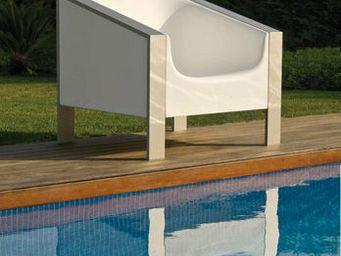 CALMA - cube - Garden Armchair