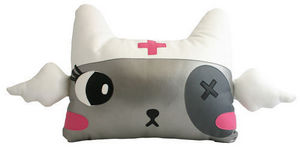 Nekomori - nekonurse - Cushion Original Form
