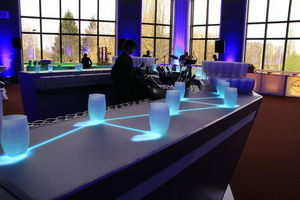 STAGE CRAFT COMPANY -  - Lighted Bar Counter
