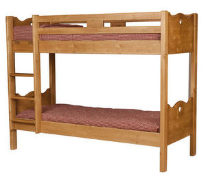 Azur Confort - chartreuse - Bunk Bed