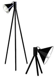 SELKI-ASEMA - tre1, tre2 - Trivet Floor Lamp