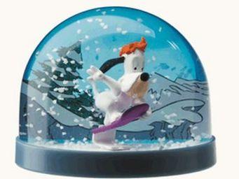 Demons & Merveilles - droopy surfer - Snow Globe
