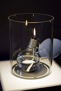 Opossum Design - m&o 09 2009 - Oil Lamp