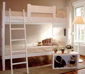 GRIS ALBA DECORACION - litera viena - Children Bunk Bed
