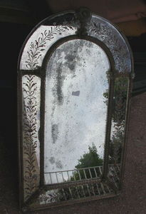 AABC PASCAL -  - Venetian Mirror