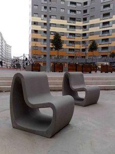 mago: URBAN - tube silla - Town Bench