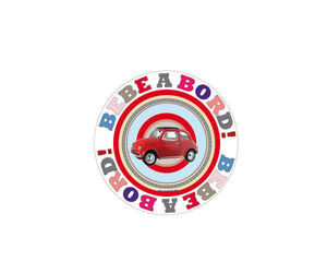 MALOE DESIGN POUR ENFANTS -  - Baby On Board Sticker