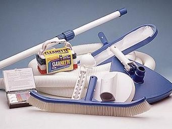 Espace Energie -  - Swimming Pool Cleaning Kit