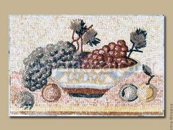 Sienna Mosaica -  - Ceramic Panel