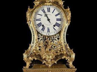 Galerie Wanecq -  - Antique Clock