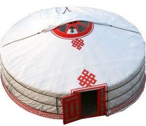 mongolyurt - 5 murs - Yurt