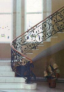 Fer et Art - châteaux-d'ax - Stair Railing