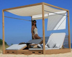 La Hutte -  - Double Sun Lounger