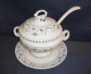 Jacque's Antiques -  - Soup Tureen