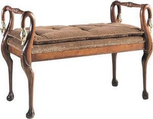 Baker - swan neck - Bench Seat