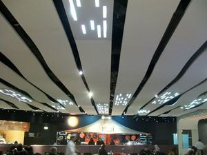 SOLTTO - plate, lumineuse et/ou ondulée - Ceiling Tile