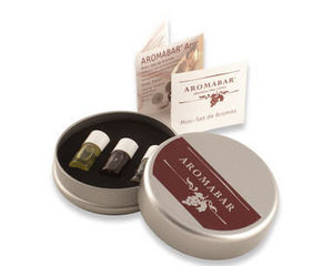KOALA INTERNATIONAL - aromes à vin - Wine Set Box