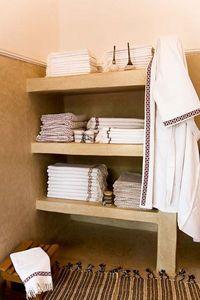 LA MAISON BAHIRA - tanger - Fouta Hammam Towel
