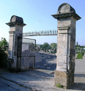 Materiaux Anciens Labrouche Fils -  - Fence Pillar