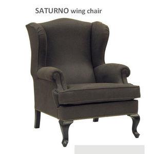 MANUEL LARRAGA - saturno - Wingchair With Head Rest