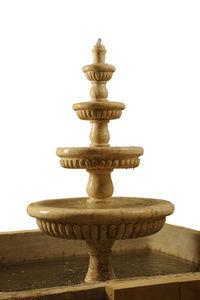 Wrights of Campden - four-tier fountain - Outdoor Fountain