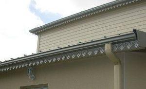 Araltec -  - Decorative Roofline Frieze