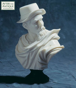After The Antique - the venetian sailor - Bust Sculpture