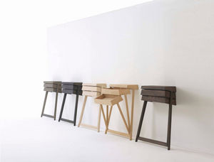 Arco - pivot - Drawer Console