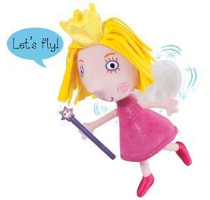 GOLDEN BEAR PRODUCTS - holly and her fluttering wings - Doll