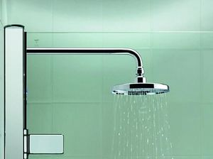 Matki - classica recess hinged door - Showerhead