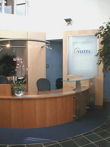 Dictacliff -  - Reception Desk