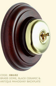 Olivers Lighting Company - the standen range - Light Switch