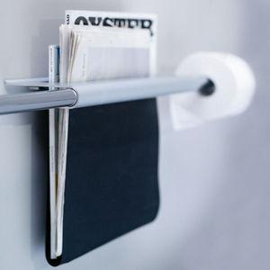 SANICO - suma - Toilet Roll Holder With Magazine Rack
